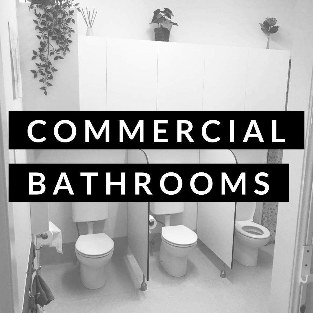 Bathroom Fix-Ups in Windsor