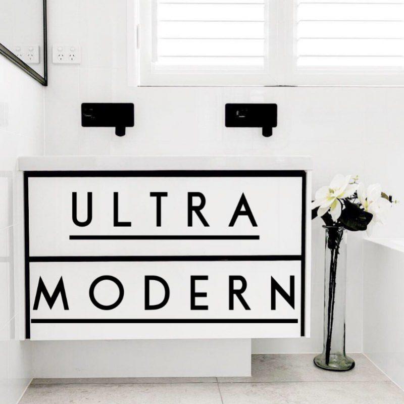 Ultra Modern Front